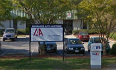 Tidewater, VA Insurance Auto Auctions