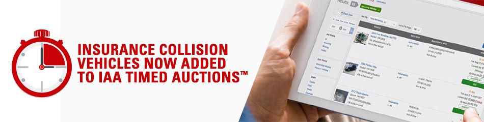 Salvage Cars for Sale | IAA-Insurance Auto Auctions